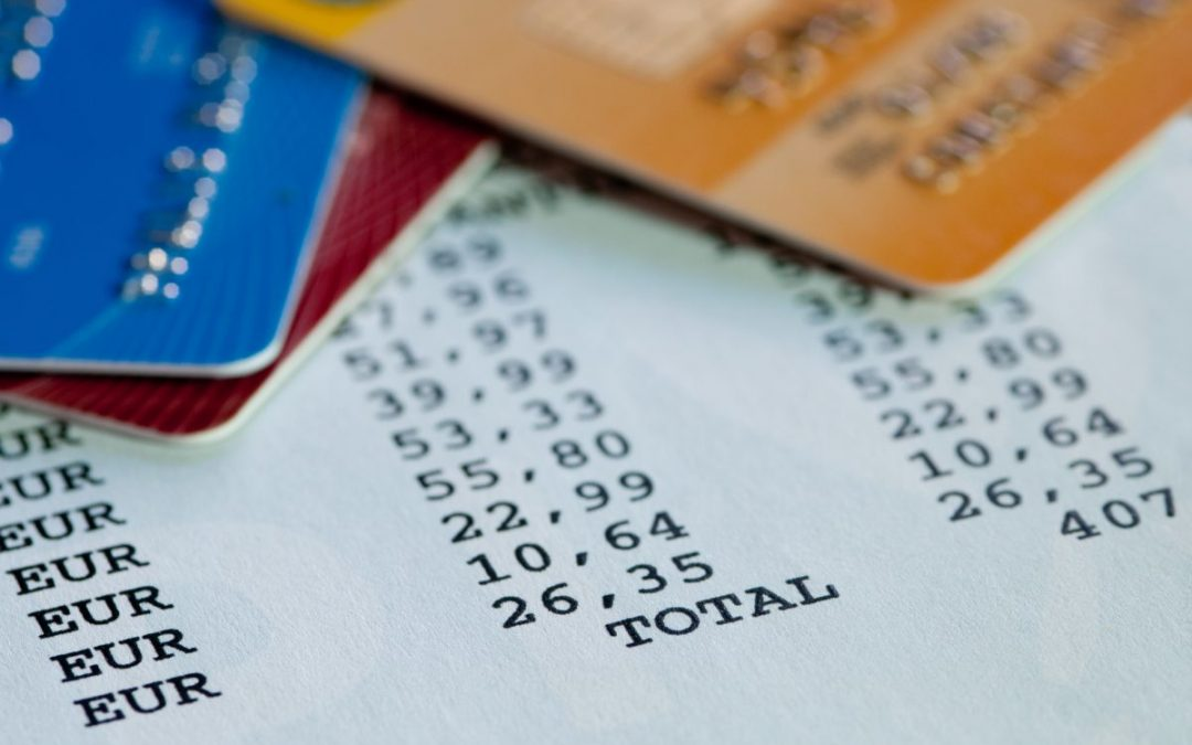 Kevin Roberts' Six Steps For Dealing With Errors On Your Credit Card Statements