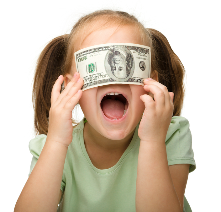 A Louisville Parent's Four Step Guide On Teaching Money Management For Kids