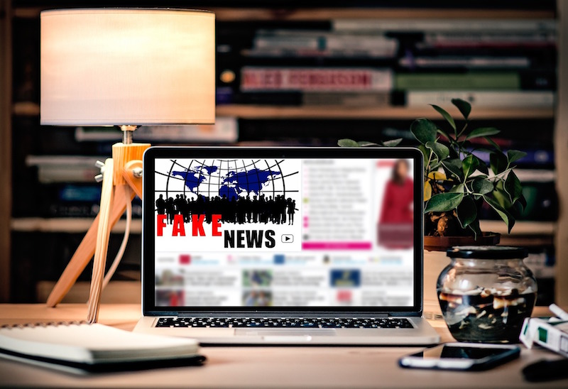 Fake News & Four Online Privacy Tips By Kevin Roberts