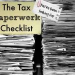 Kevin Roberts' Tax Paperwork Checklist