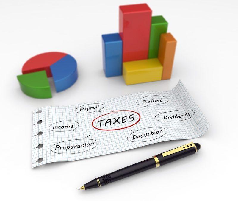 Kevin Roberts' 2018 Tax Preparation Checklist