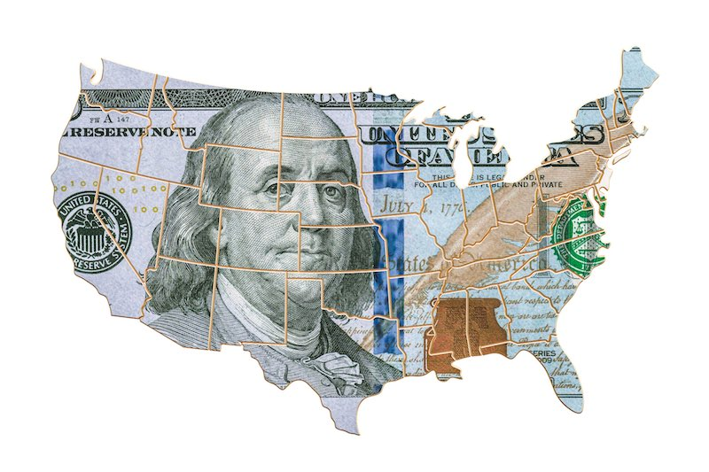 Roberts CPA Group Sheds Light on Some of the Highest State Sales Tax Rates