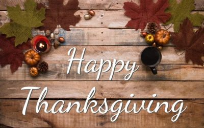 Happy Thanksgiving 2019 from Roberts CPA Group to your family