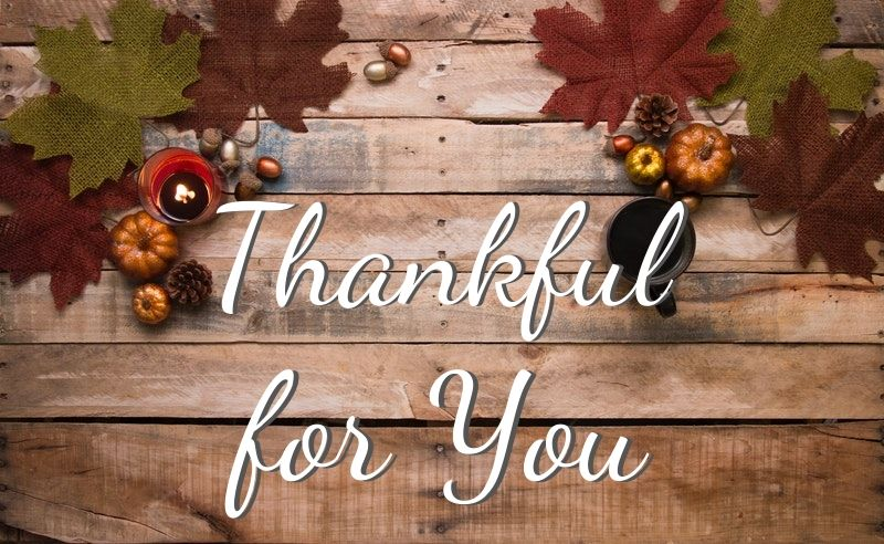 Happy Thanksgiving 2019 from Roberts CPA Group to you and yours