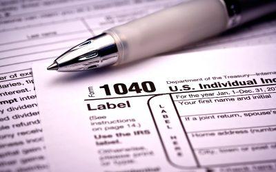 Kevin Roberts' 2019 Tax Documents List