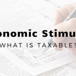 Which Stimulus Payments Are Taxable (and Which Aren't) For Louisville Taxpayers