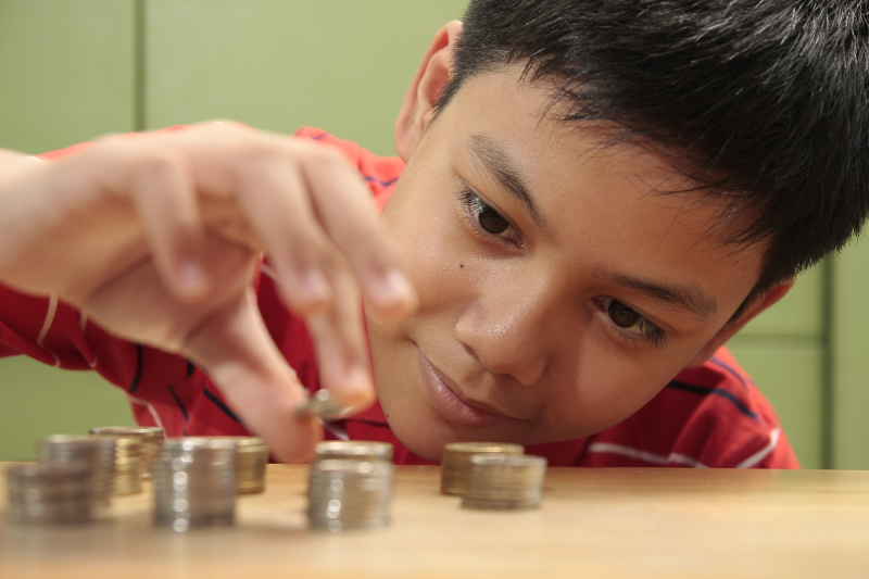 Kevin Roberts' Guiding Principles For Teaching Kids About Money
