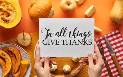 Cultivating Gratitude for Thanksgiving 2020 in Louisville
