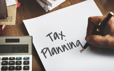 Kevin Roberts' Seven End of Year Tax Planning Strategies